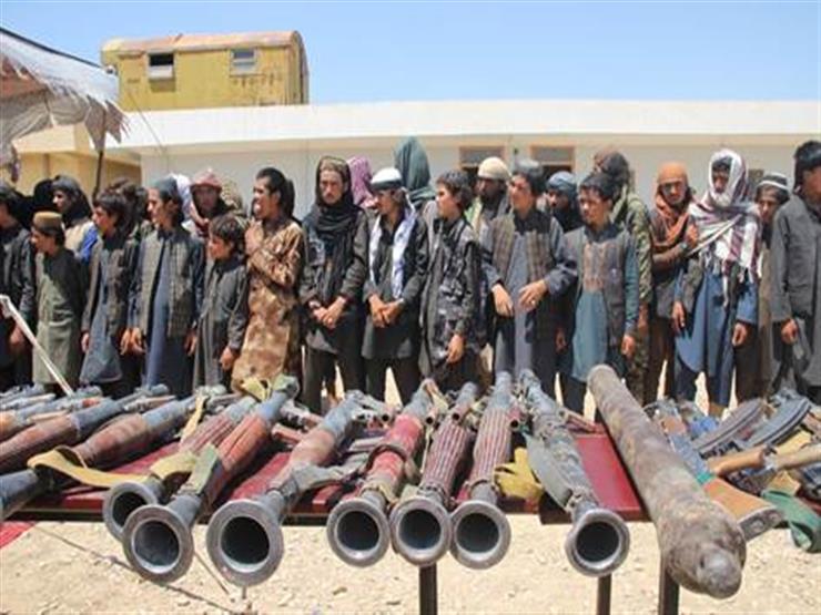 سجناء داعش في أفغانستان.. يمتلكون آيفون وثريا ويتنقلون بحرية...مصراوى