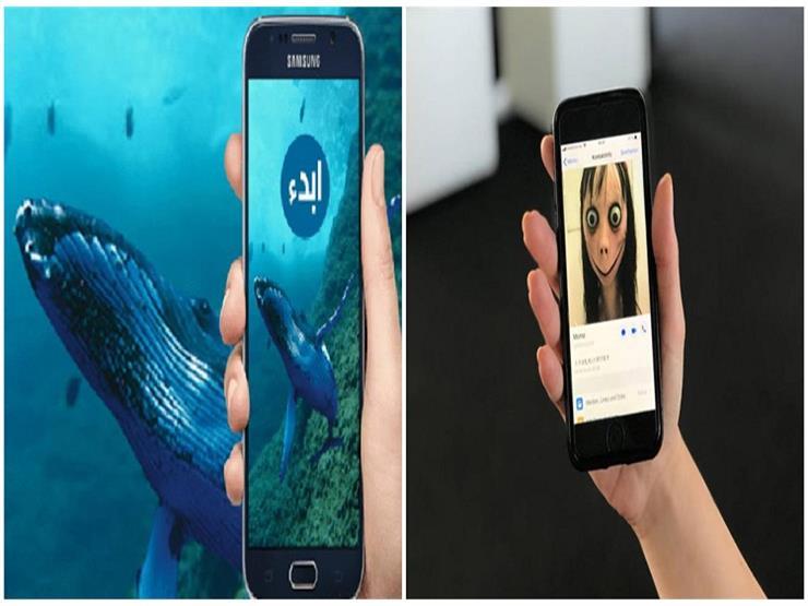 خبير تكنولوجي محذرًا من تحدي  مومو : تشبه لعبة  الحوت الأزرق...مصراوى