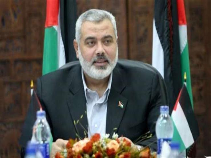 هنية: وفد من حماس يزور طهران اليوم