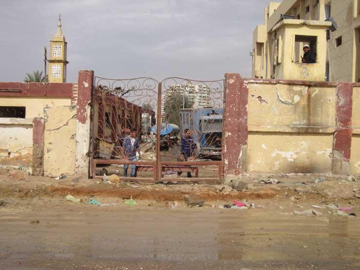 ضبط إرهابي شارك في تفجير معسكر قوات الأمن بالسويس...مصراوى