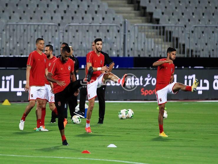 الإعارة الخامسة.. 3 لاعبين ضمن صفقة انتقال لاعب الأهلي لسموحة