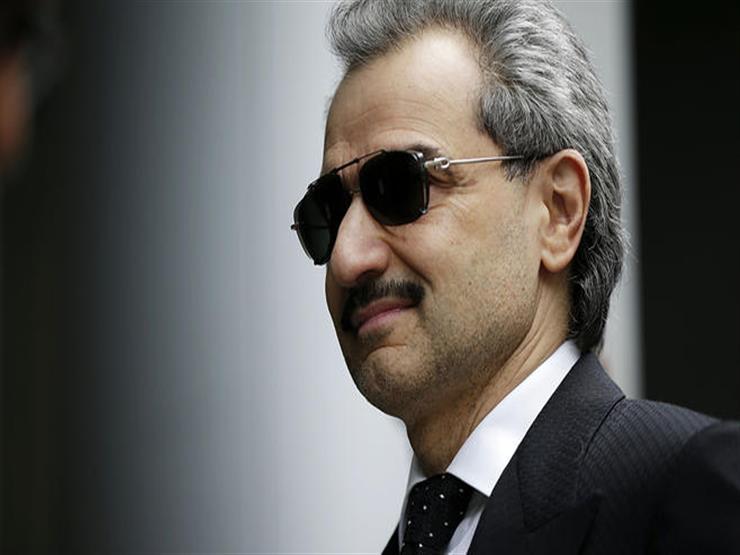 """كيف علق الوليد بن طلال على مقتل خاشقجي واستهداف """"بن سلمان""""؟"""