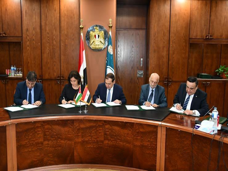 البترول تعدّل اتفاقيات بيع وشراء الغاز الطبيعي مع الأردن...مصراوى
