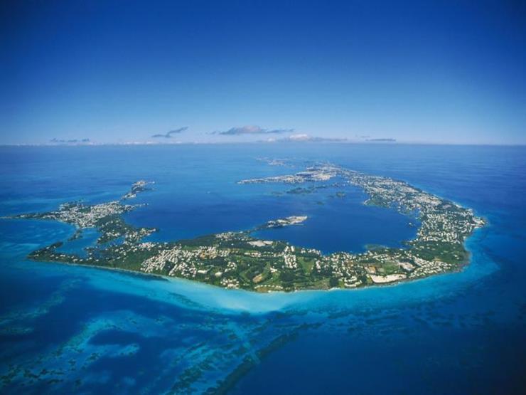 بالصور- تعرف على جزيرة برمودا .. إحدى كنوز العالم غير المكتشفة