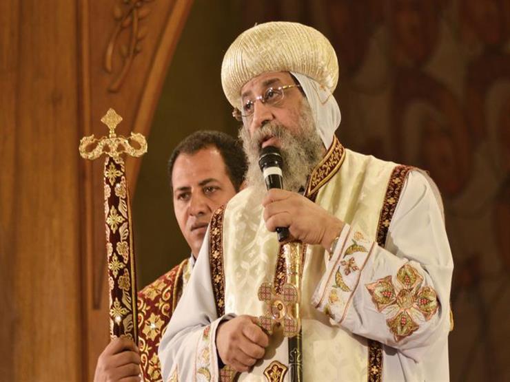 """""""عظة المكاشفة"""".. البابا تواضروس يُطمئن الأقباط: """"الكنيسة ليس لديها ما تُخفيه"""""""