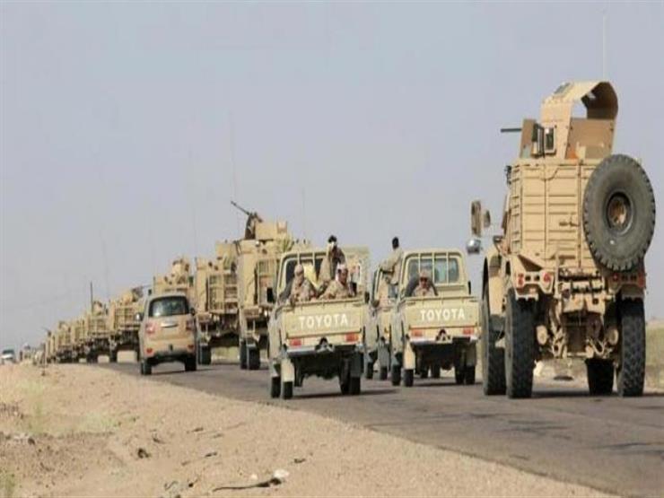 الجيش اليمني يشن هجومًا على الميليشيات الحوثية في الجوف