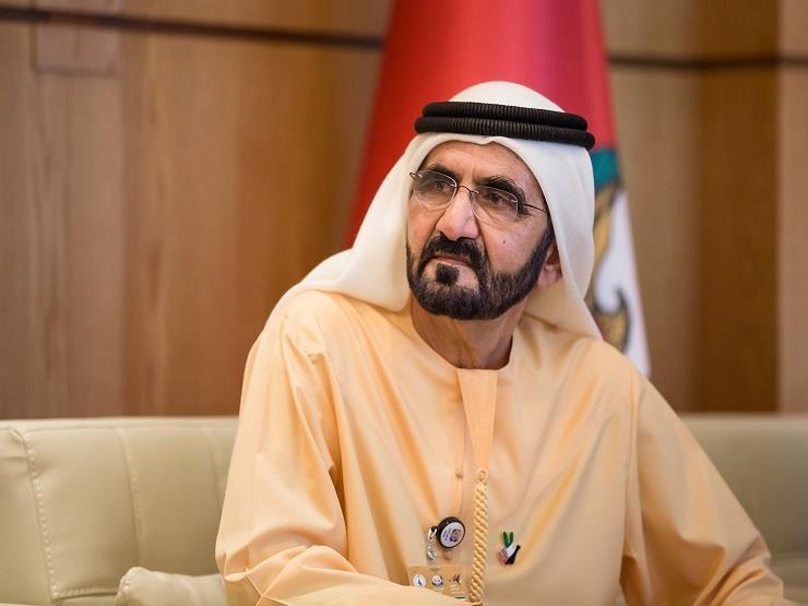 رسالتان من محمد بن راشد وبن زايد إلى طلاب الإمارات...مصراوى