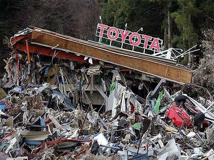 بعد  زلزال اليابان .. تويوتا تعلن موعد استئناف العمل بمصانعه...مصراوى