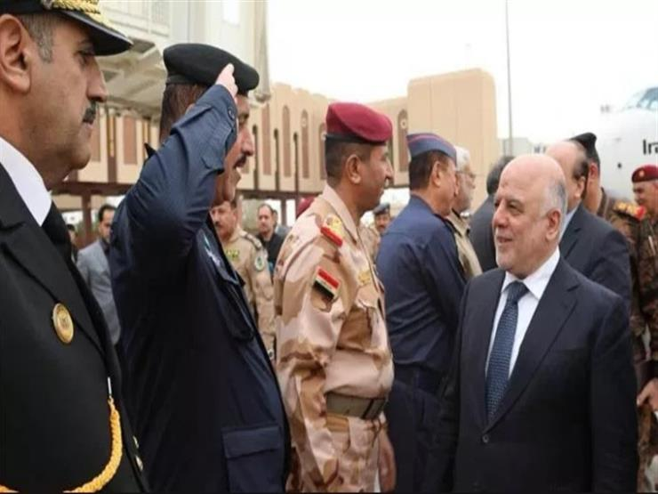 العبادي يصل إلى محافظة البصرة