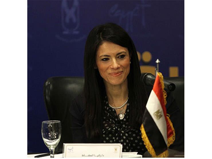 وزيرة السياحة: العالم في مصر بفضل مهرجان الجونة