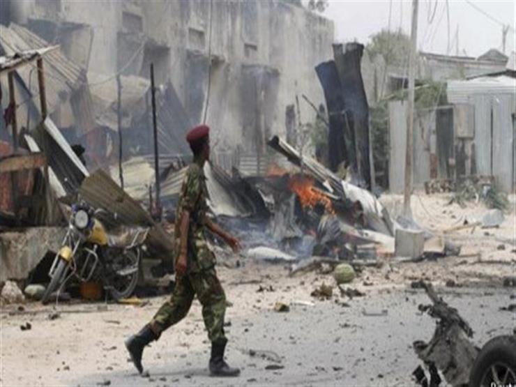 """مقتل11 في هجوم انتحاري بالعاصمة الصومالية.. و""""الشباب"""" تعلن مسؤوليتها"""