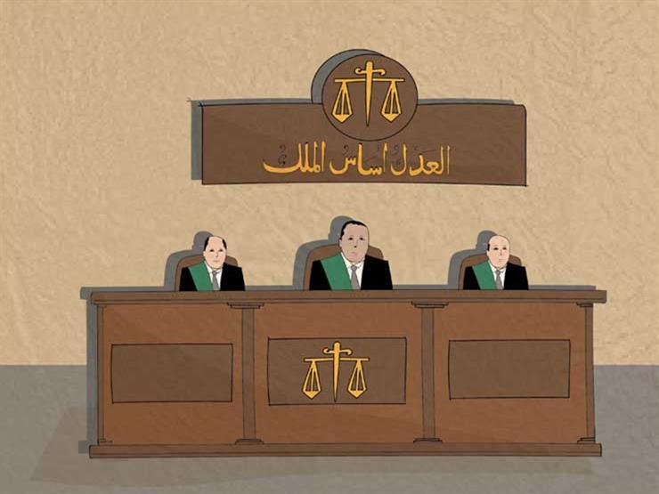 السجن المشدد من 3 لـ 7 سنوات لـ 10 متهمين بالسرقة بالإكراه والتزوير بالقطامية