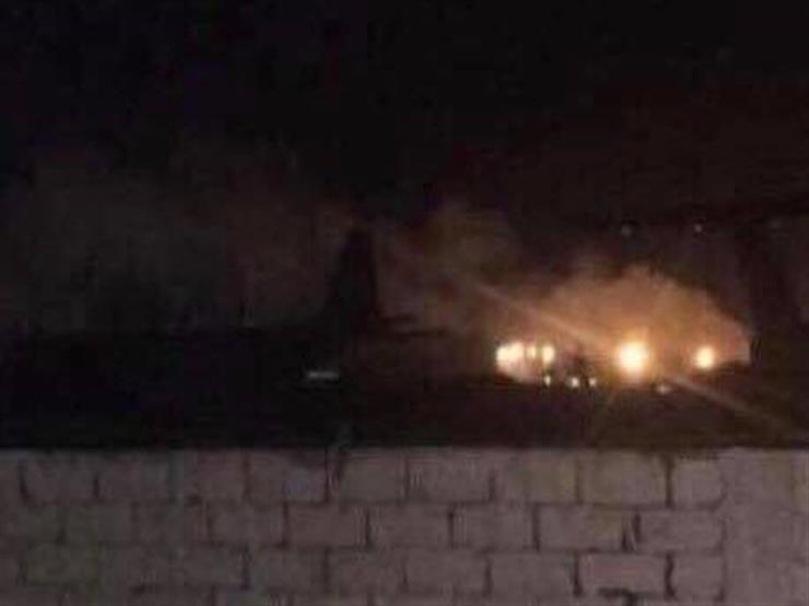 توقف حركة الملاحة بمطار معيتيقة في ليبيا بعد سقوط قذيفة داخل...مصراوى