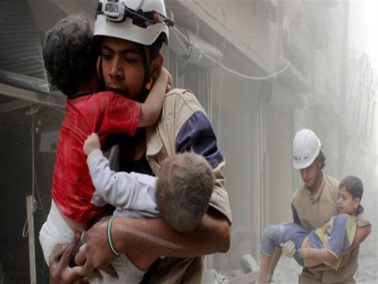 """روسيا: المسلحون والخوذ البيضاء يختارون 22 طفلًا في إدلب لتمثيل """"هجوم كيماوي"""""""