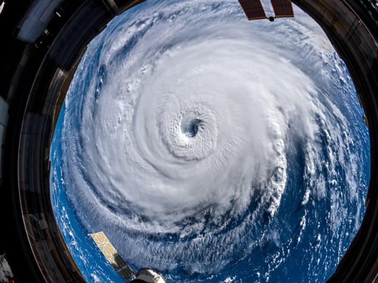 ناسا  ترصد من الفضاء إعصار فلورنس.. وترامب: شديد الخطورة (ص...مصراوى