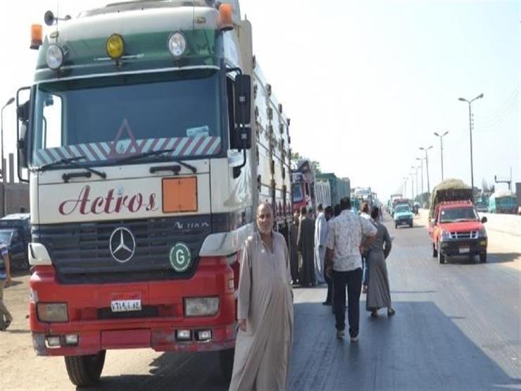"""""""المجتمعات العمرانية"""" تكشف ضوابط منع سير النقل الثقيل في هذه المناطق"""