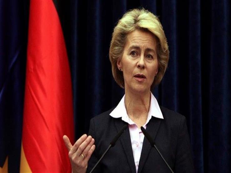 وزيرة الدفاع الألمانية تؤكد أهمية منع استخدام الأسلحة الكيماوية