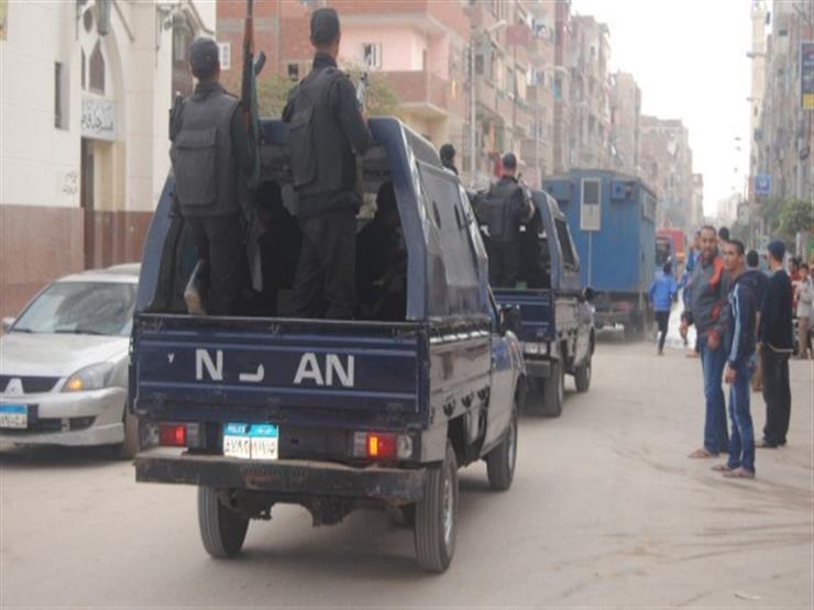 حملات أمنية ومرورية وتموينية بعدد من المحافظات لضبط الخارجين عن القانون