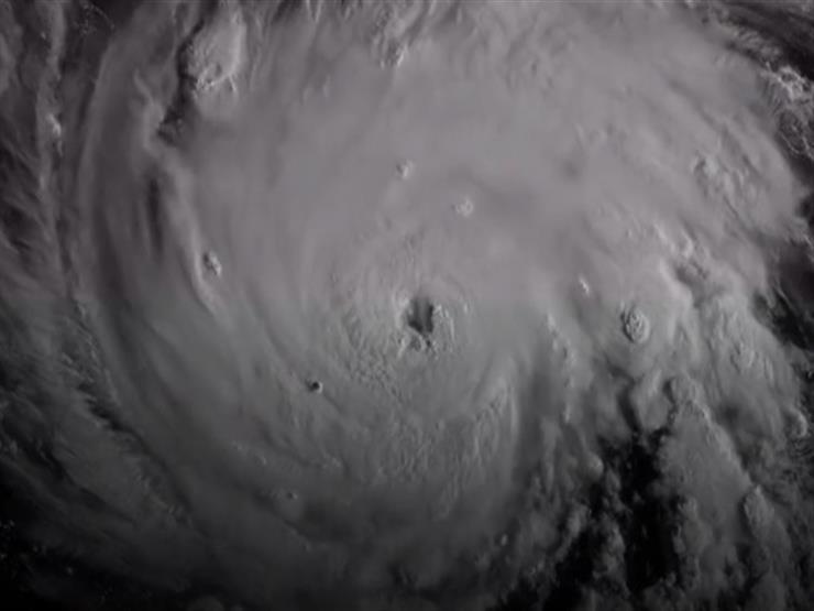بالفيديو: شاهد إعصار فلورنسا من الفضاء