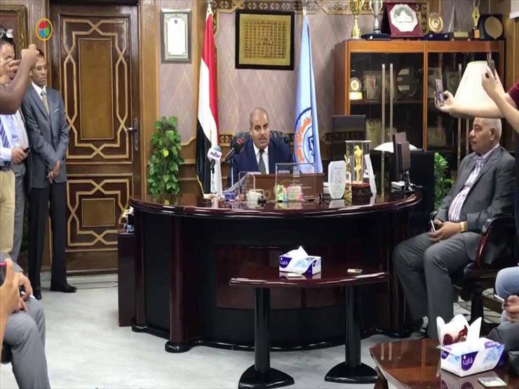 """رئيس جامعة الأزهر: نسعى لنشر الوعي بـ""""الإسلام الوسطي"""" داخل الجامعة"""