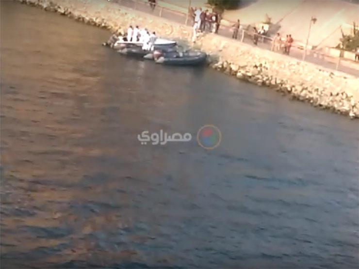 """""""صورني جنب النيل"""".. مأساة """"عريس المنيا"""" المنتحر من أعلى 15 مايو (فيديو)"""