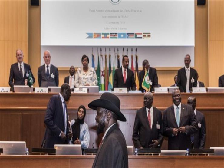 توقيع اتفاقية سلام بين طرفي الصراع في جنوب السودان