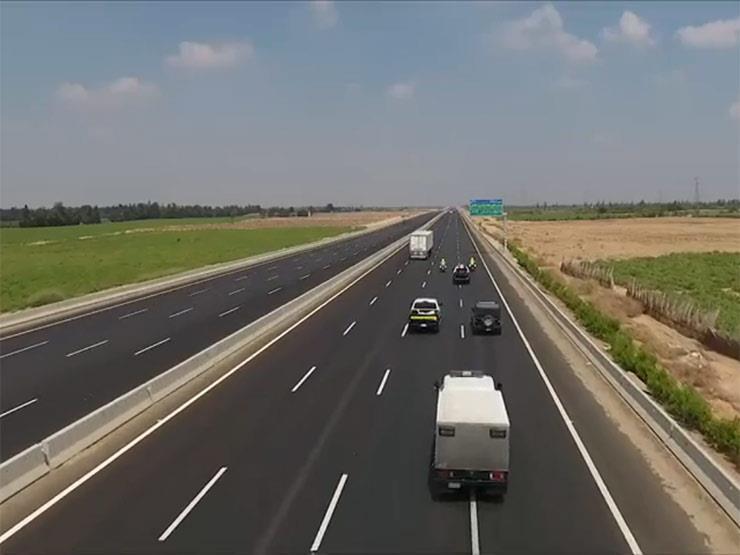 فيديو: إرشادات أمنية وأماكن تقاطعات الطريق الإقليمي الجديد