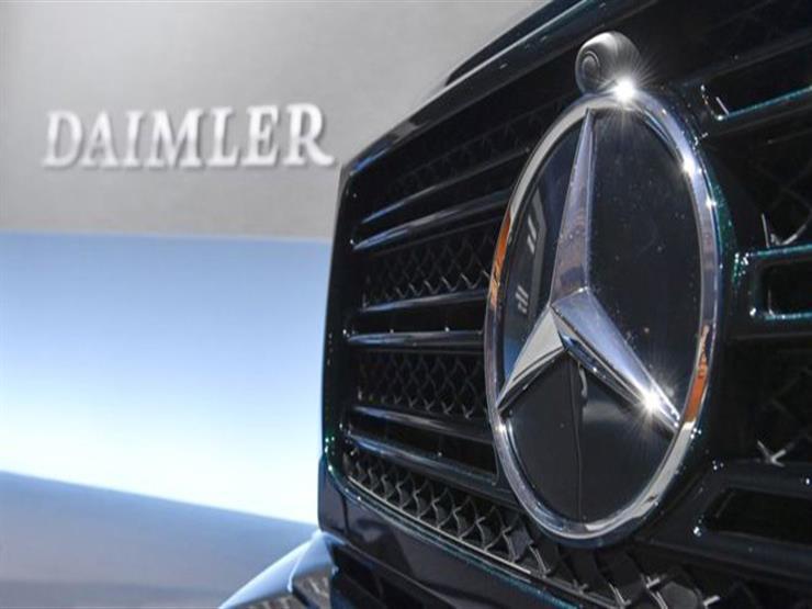 """دايملر تعلن البدء في تحديث """"برامج العوادم"""" بـ700 ألف سيارة"""