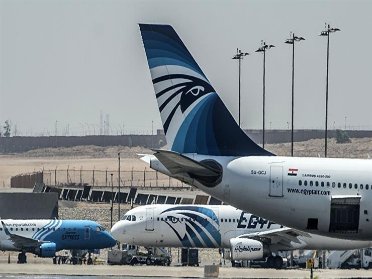 """""""مصر للطيران"""" تجتاز تفتيشات الأيوزا دون ملاحظات"""