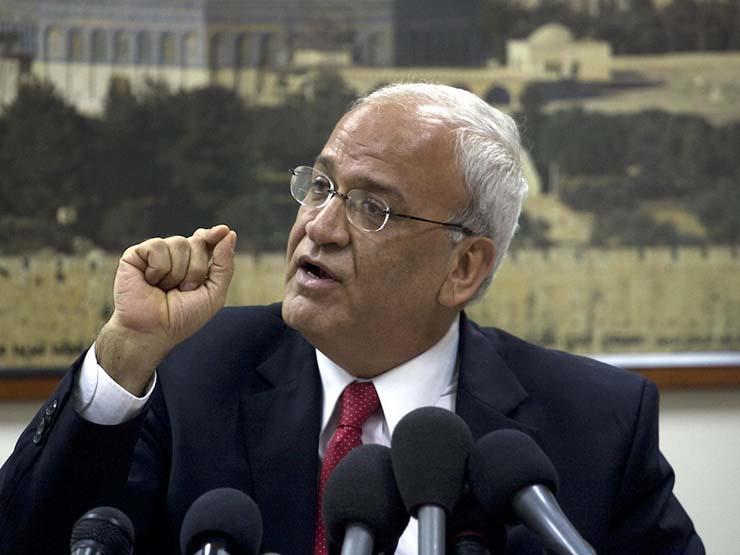 عريقات: إسرائيل وأمريكا تخططان لتدمير السلطة الفلسطينية