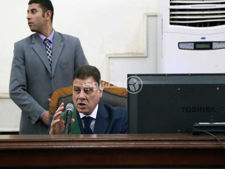 """لتغيب رشاد بيومي.. تأجيل محاكمة مرسي و28 آخرين في """"اقتحام الحدود الشرقية"""" لـ 16 يونيو"""
