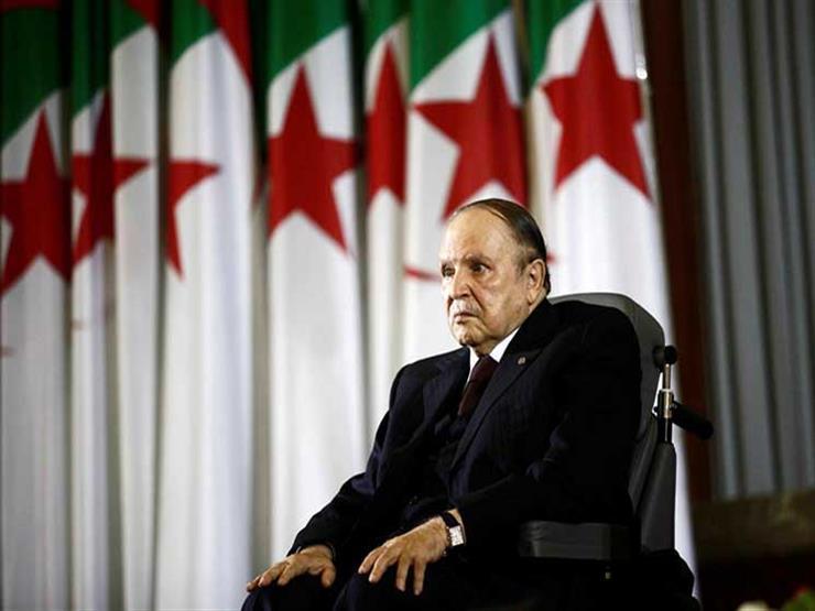 أول رسالة لبوتفليقة للجزائرين بعد المظاهرات