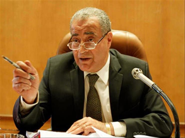 وزير التموين: لن نسمح بتخزين الأرز...مصراوى