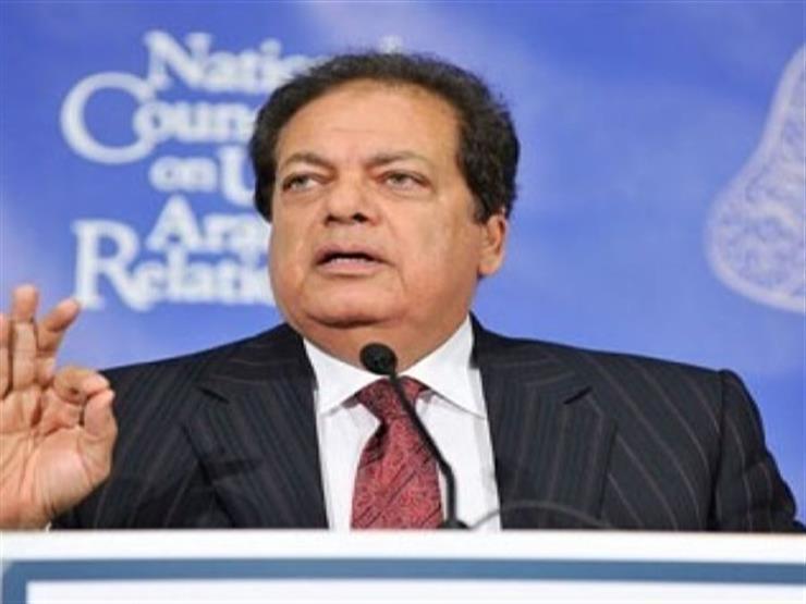 أبو العينين : مصر مؤهلة لتلعب دورا محوريا في طريق الحرير