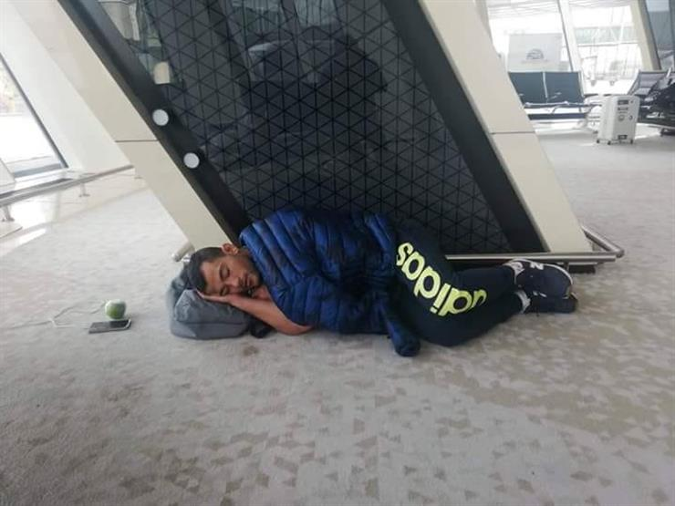 انتهاء أزمة بطل مصر للجودو بعد توقيفه في مطار أذربيجان