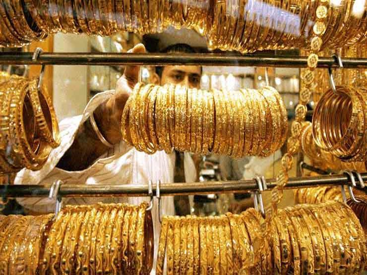 أسعار الذهب تتراجع خلال تعاملات اليوم