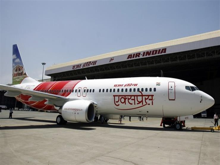 إصابة 30 شخصًا بسبب تسرب الضغط بطائرة ركاب هندية