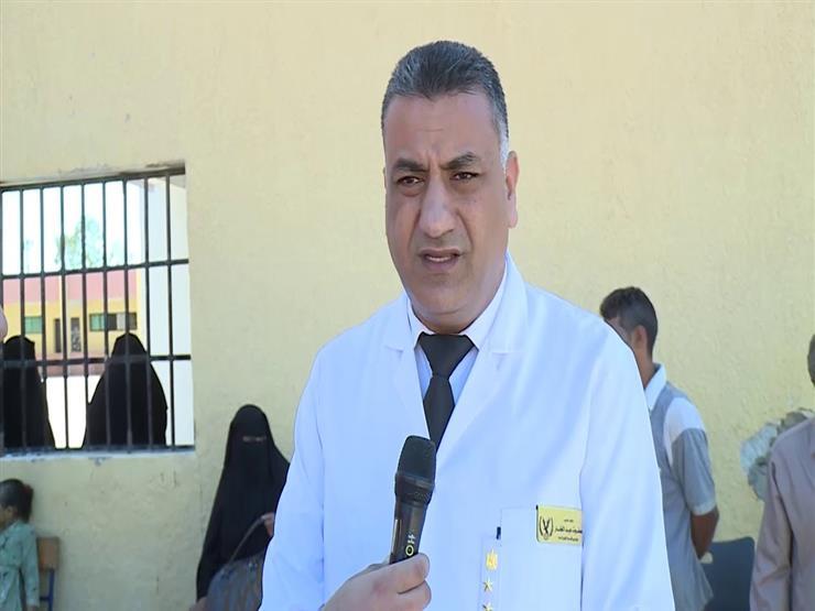فيديو  مساعد وزير الداخلية:  سنصل بيت كل محتاج لمساعدته مهما...مصراوى