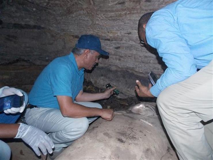 مدير آثار أسوان يكشف لمصراوي حالة 20 مقبرة ومومياوات مكتشفة بالأغاخان
