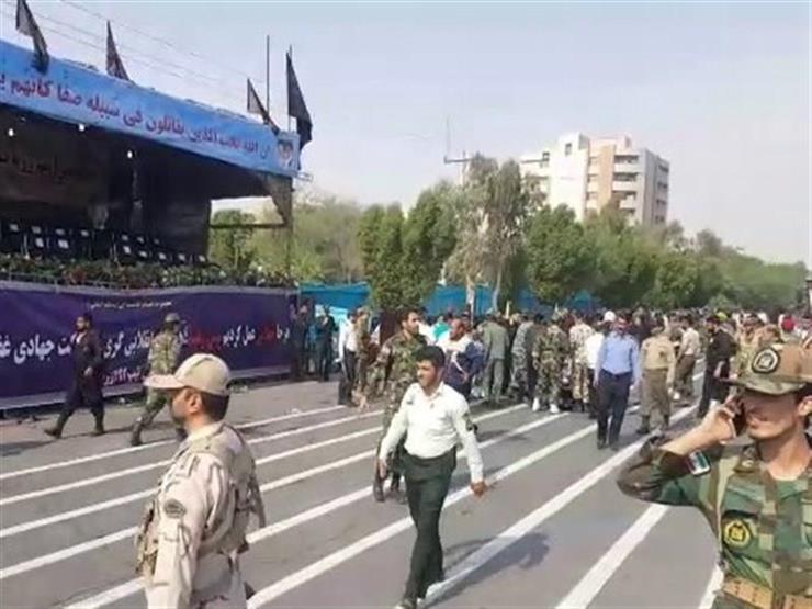 إيران: ارتفاع عدد ضحايا حادث الأهواز إلى 24 قتيلا و55 مصابًا