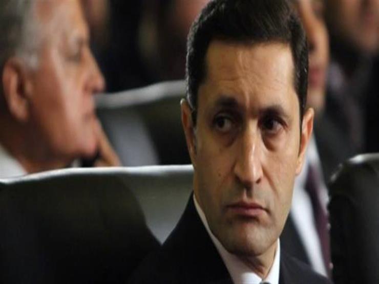 """علاء مبارك ردًا على صفقة بين جمال والإخوان: """"هرتلة"""""""