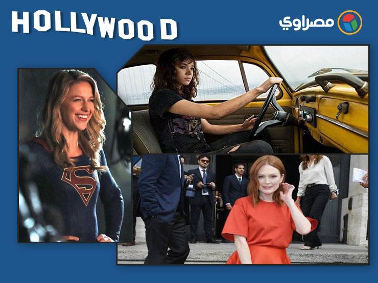 نشرة هوليوود  تألق تشارليز ثيرون وإطلالة جوليان مور