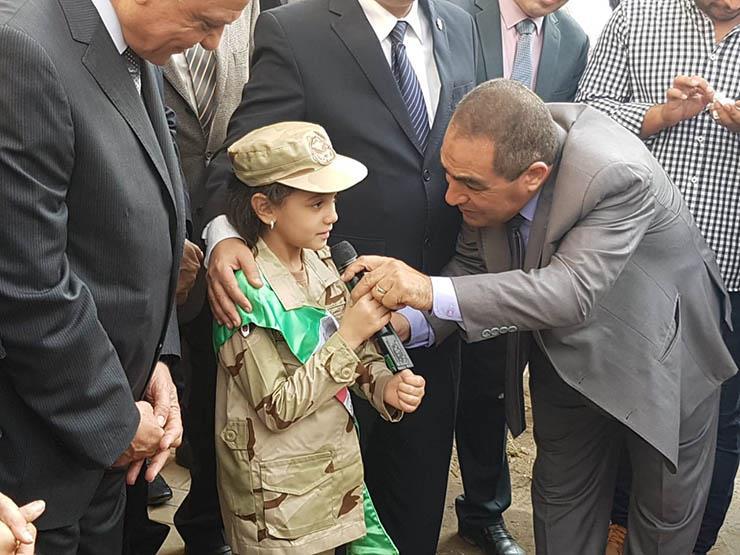 محمد علي خير يروي بطولة قائد كتيبة الدبابات بالشيخ زويد