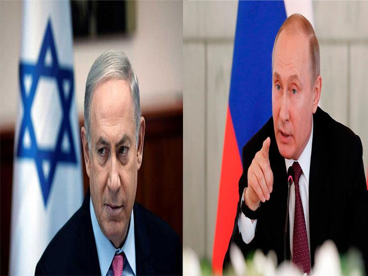 """بوتين لنتنياهو: إسرائيل السبب الرئيسي لسقوط الطائرة """"إيل 20"""" في سوريا"""