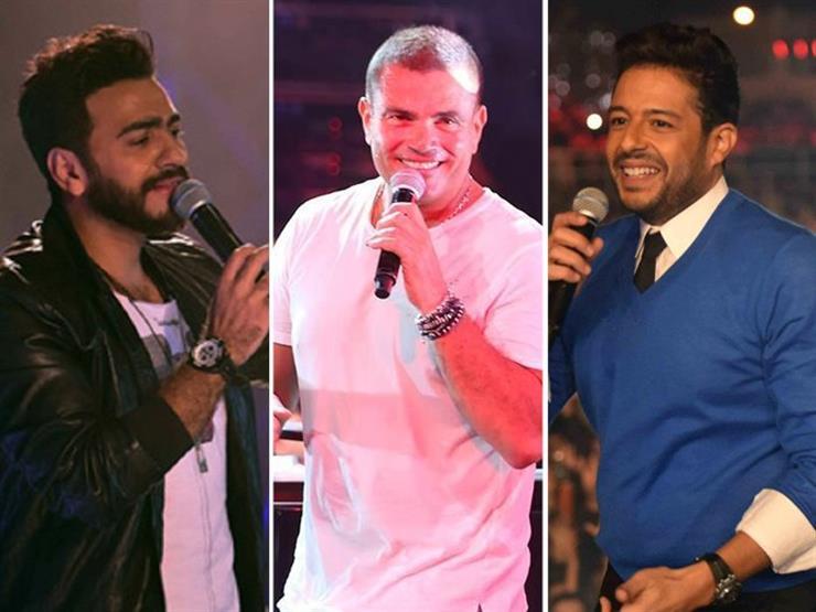 عدوى الانتقالات تنتقل من ملاعب الكرة لساحة الأغنية.. أبرزهم عمرو وتامروشيرين