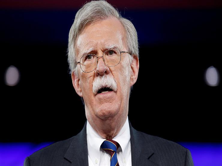 مستشار الأمن القومي الأمريكي لحكومة إيران: نراقبكم وسنلاحقكم