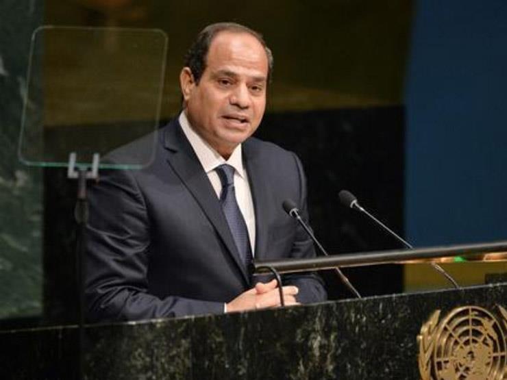 نواب عن كلمة السيسي بالأمم المتحدة: تضمن مواجهة شاملة للإرهاب