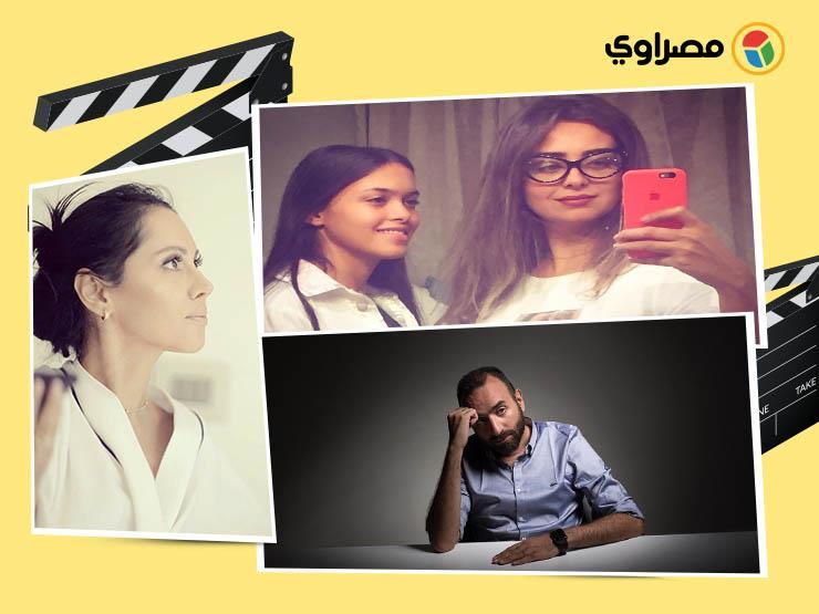 مايا دياب بـ  هوت شورت  وزوجة أحمد السقا مع شيرين رضا.. 10 ل...مصراوى