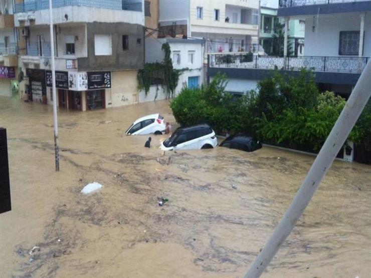 وسط مخاوف من فيضانات جديدة.. تونس تطلق حملة تبرعات لولاية نا...مصراوى