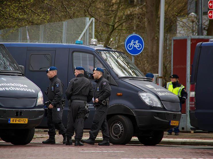 إحباط هجوم إرهابي في هولندا